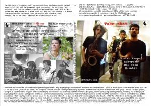 12o51o take it ! foldcover DVD CD