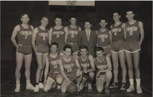 Basketball4TG46Göttingen1957
