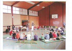 childrenworkshop  turnhalle