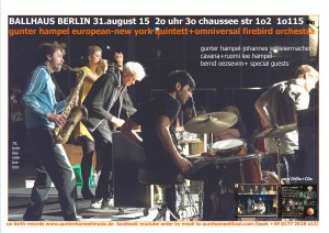 1 FLYER BERLIN birthday 78  2o15 DIN A 4