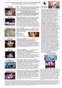 real sheet 3 list cds dvds 2o11